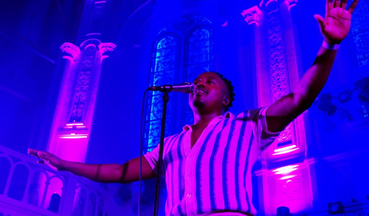 Durand Jones & the Indications smooth soul Paradiso American Love Call